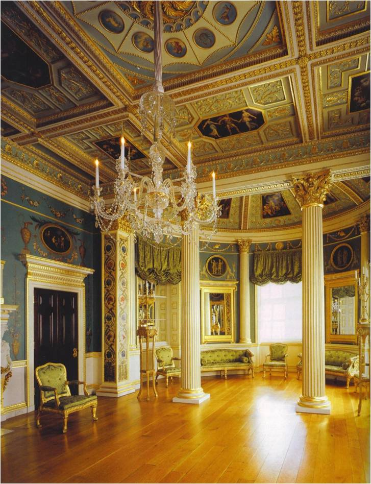Bgc505 British Neoclassical Interiors A Subject Guide